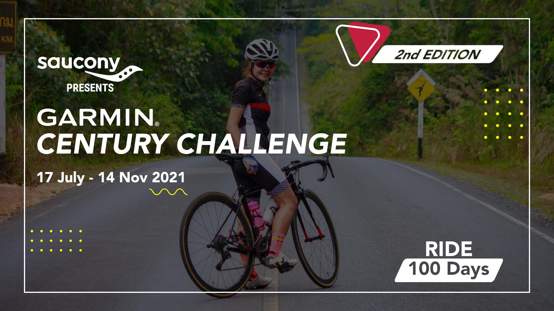 Garmin Century Challenge 2021 image