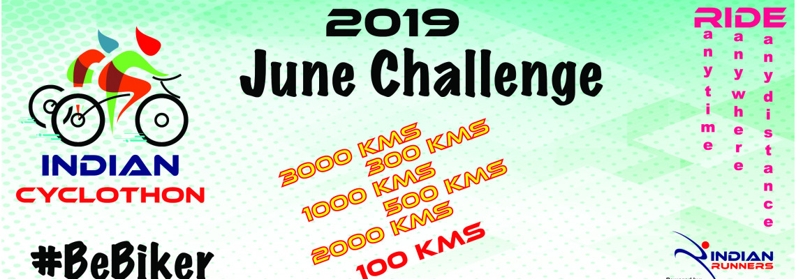 June Challenge image