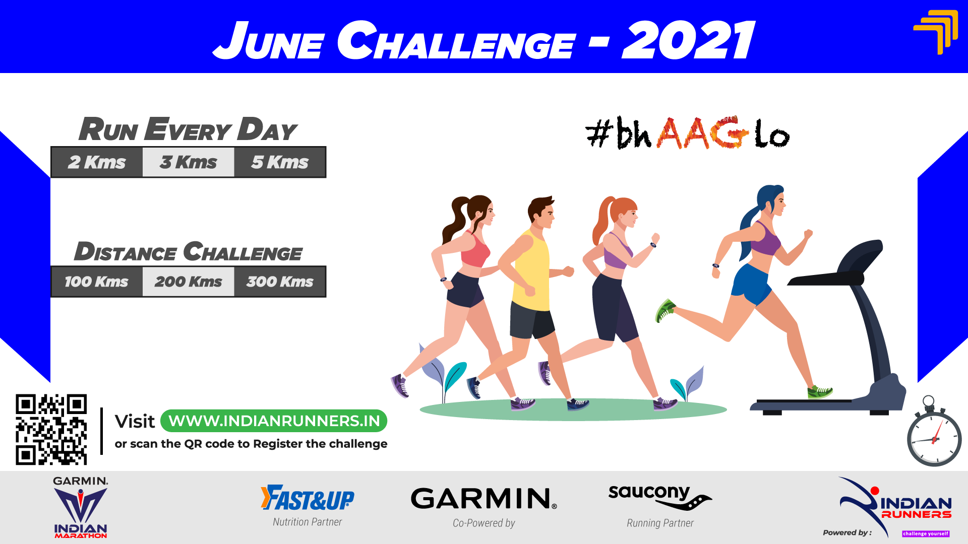 July Running Challenge 2021 image