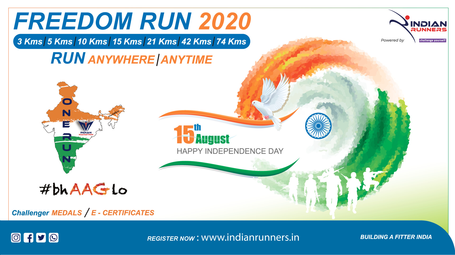 Freedom Run image