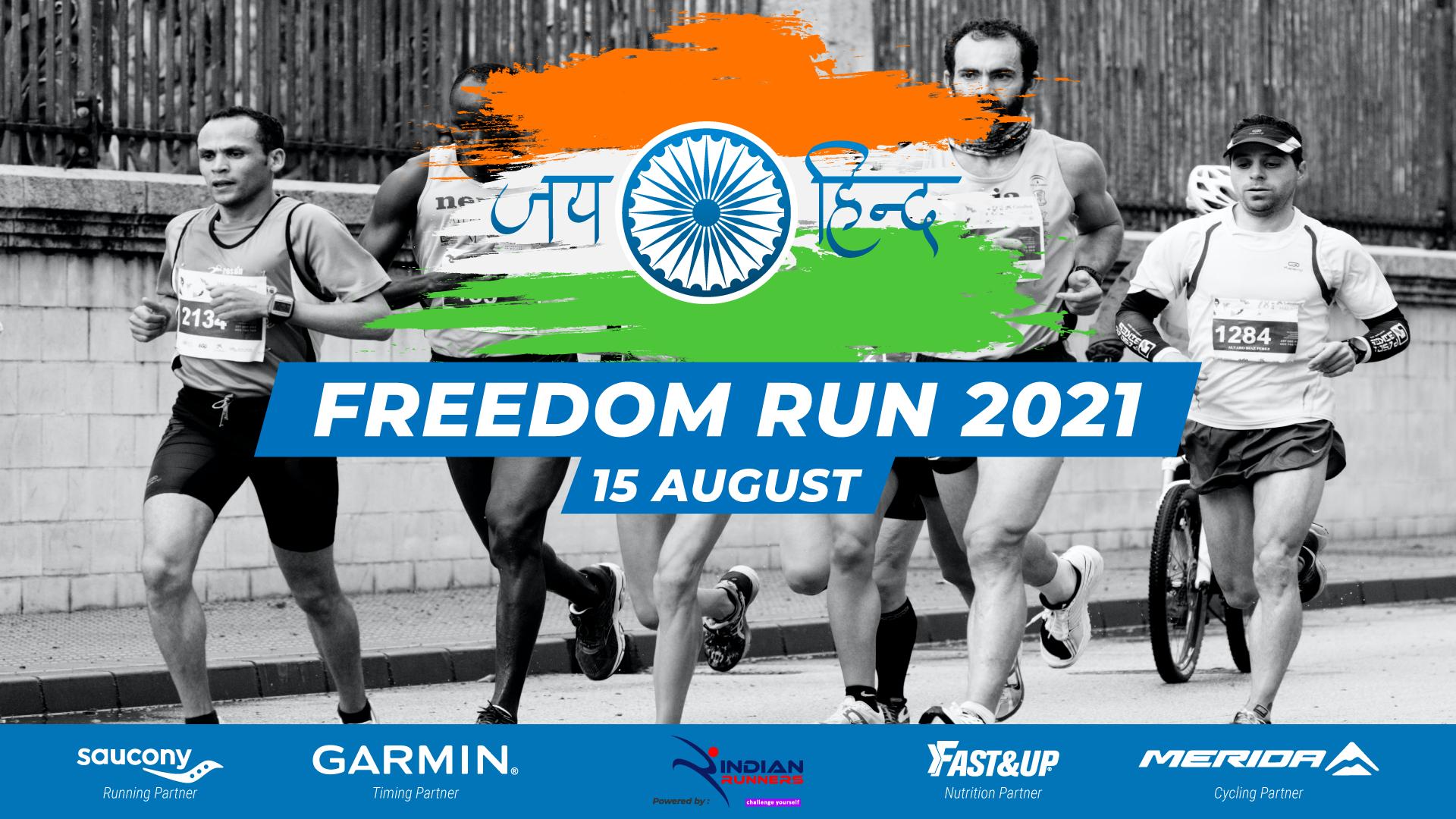 Freedom Run 2021 image