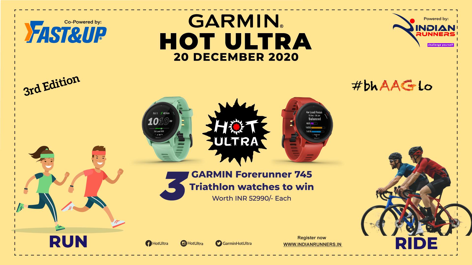 Garmin Hot Ultra : Duathlon image